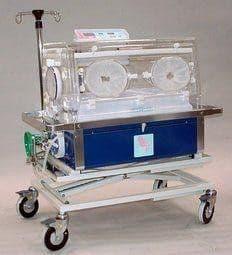 Incubator nou nascuti Cobams STM BABY CRISTINA 002