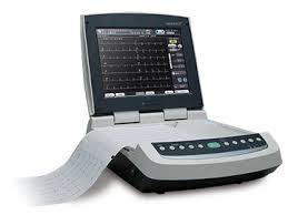Electrocardiograf cu program de stres test Cardiofax V ECG-2450