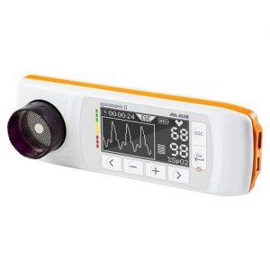 Spirometru MIR Spirobank II cu oximetrie